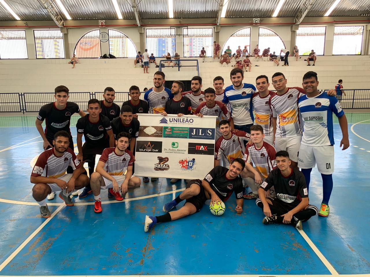 CAMPEONATO INTERODONTO DE FUTSAL 2019