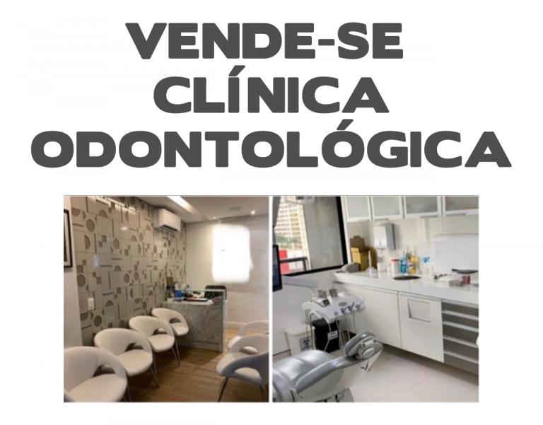 Vende-se Clínica Odontológica